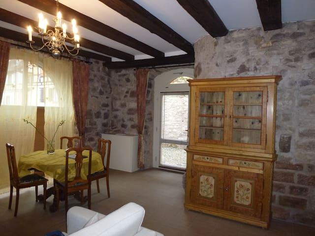 La Maison Romane - Studio - Bergheim