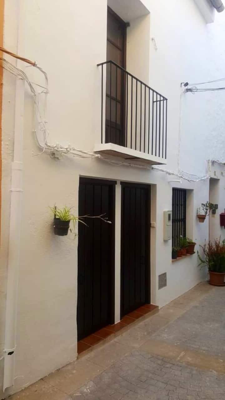 Casa rural en un pueblo precioso Valenciano