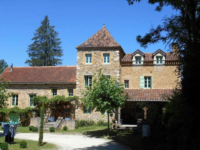 Charming cottage near Belvès - Belvès - Haus