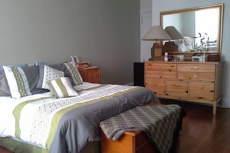 Belle chambre simple ou double