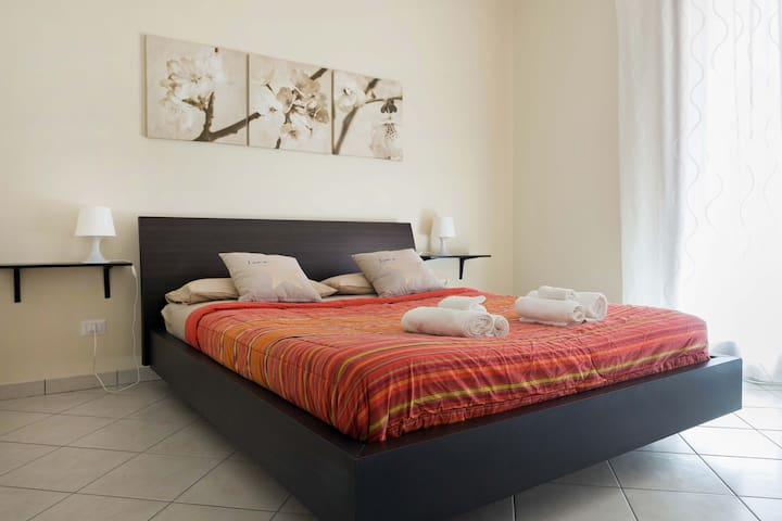 Al Borgo Fiorito - Carruba-San Leonardello - Apartamento