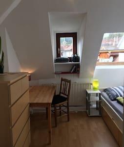 Schönes kleines Zimmer im Zentrum von Marburg - Marburg