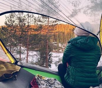 The Treetent Experience Oslo