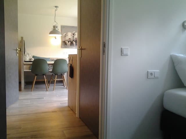 Luxe 2-4 persoons appartement