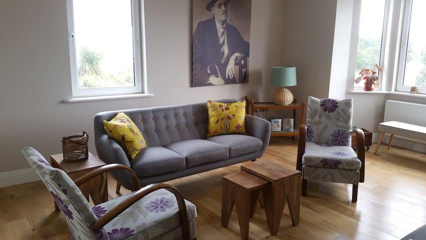 restored farmhouse apartment in co wexford - Ballymitty - Casa
