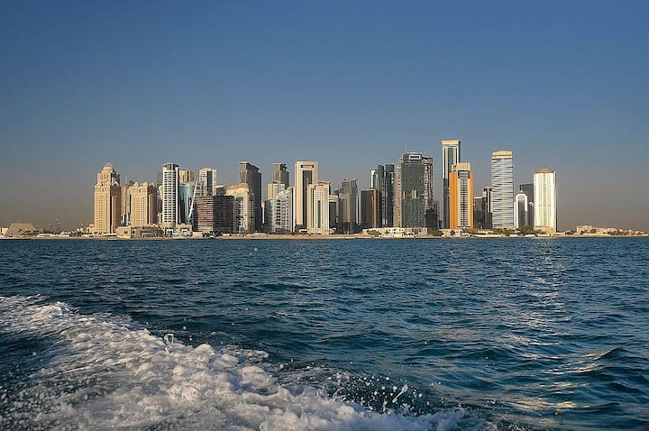 POSH 2 BR NEAR DECC IN WEST BAY, DOHA.