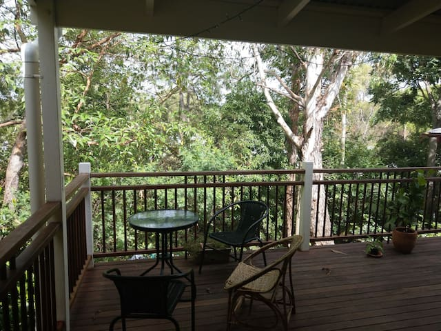 Spacious Queenslander