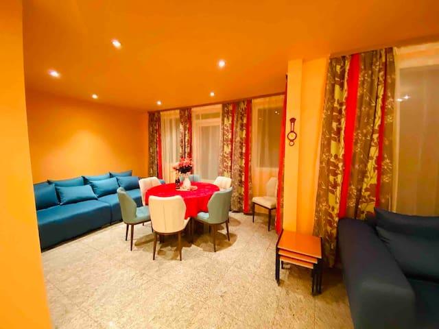 Party House with sauna- 20 min Riga, Jurmala