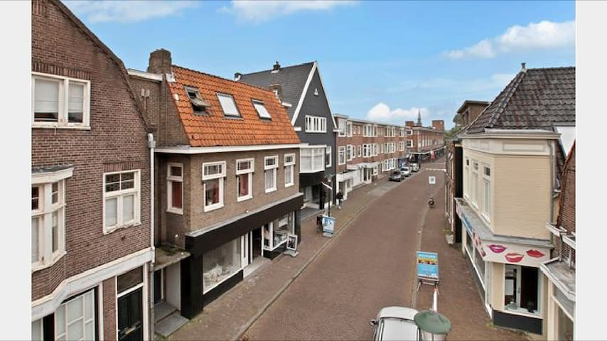 Nice appartement in Zaandam - Zaandam - Apartament