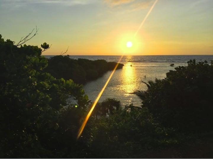 Mango Mansion - Ocean Front Bungalow