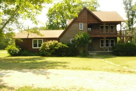 Ferncliff Retreat House on 30 acres