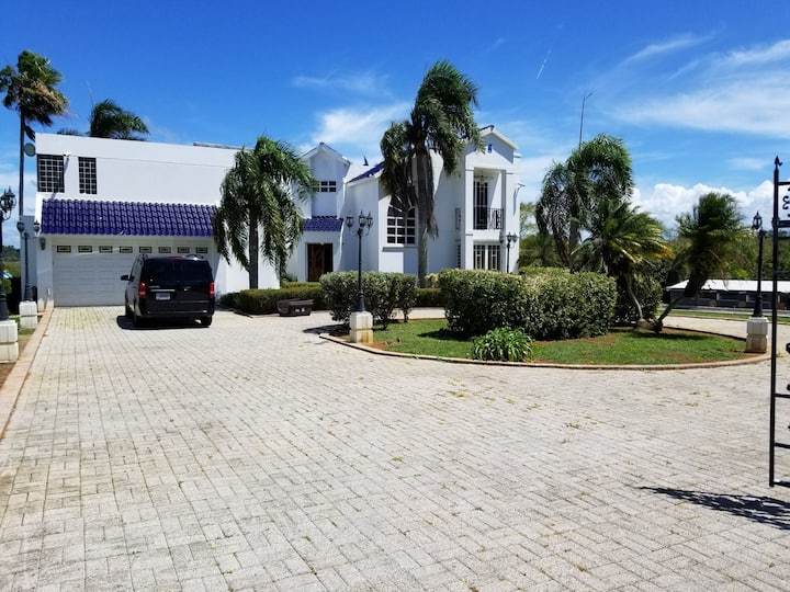 Large Older Home with 4 acres and pool