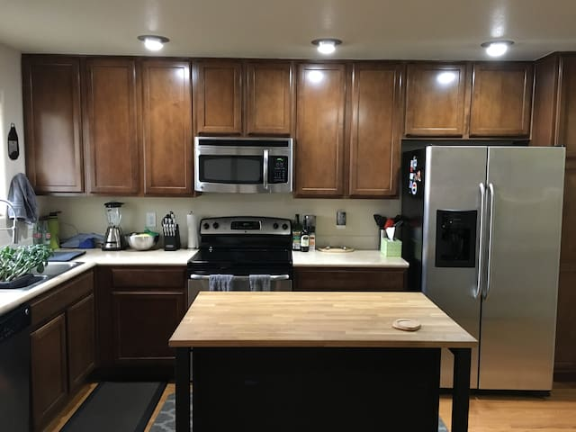 Modern Stapleton Townhome Near City Park/Downtown - Denver - Sorház