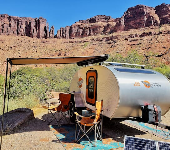 Red Rock Teardrop Trailer #4
