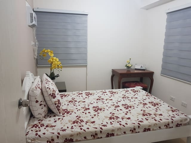 2BR condo unit w/ balcony in The Hive, Taytay