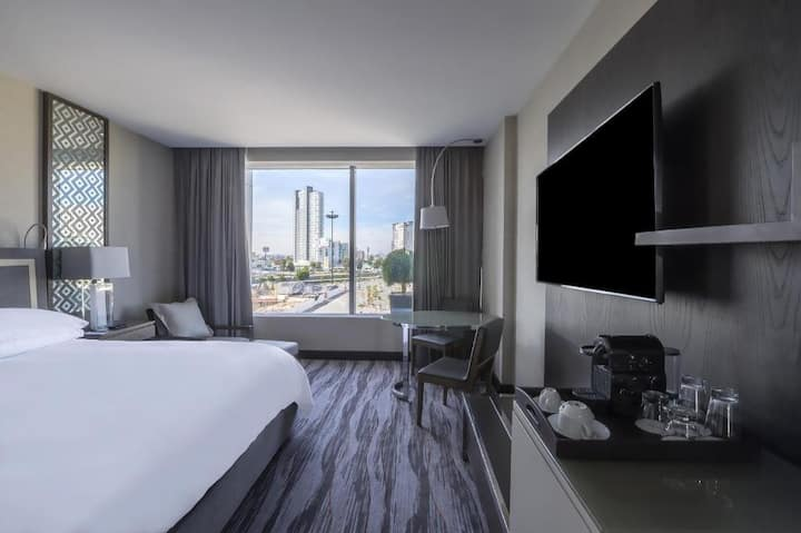 Available Room Deluxe Two Double Beds At Puebla