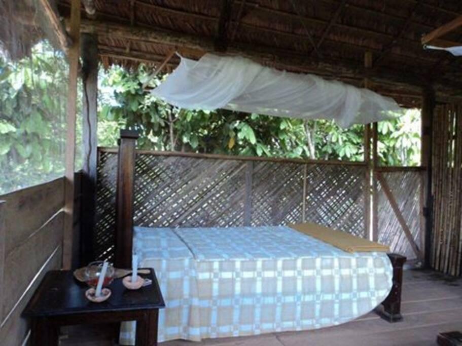 Habitacion simple com baño privado