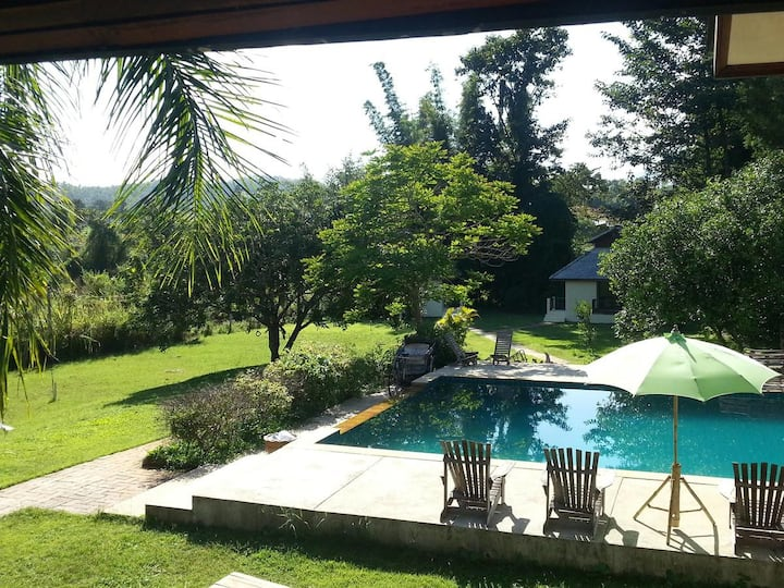 Private Bungalow w/ Patio 10Mins from Pai Center1