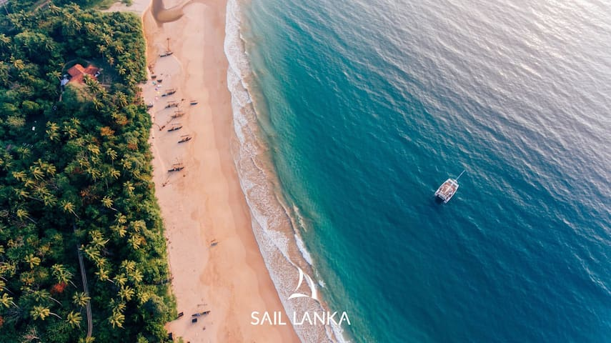 Catamaran Jade - Trincomalee
