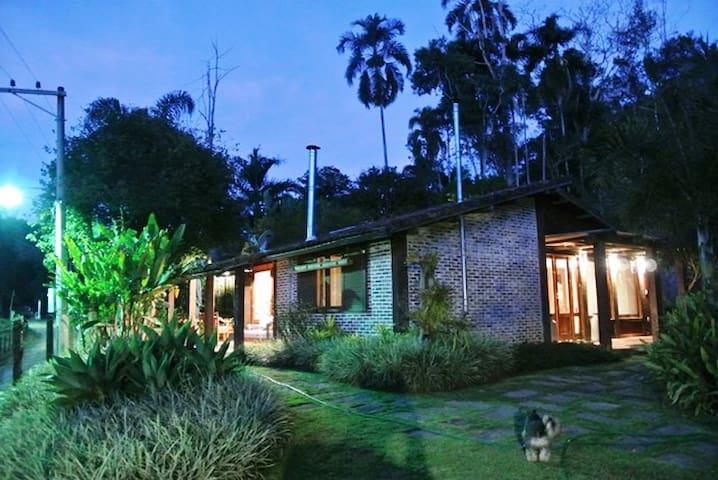 Casa na Zona Rural de Secretário/RJ