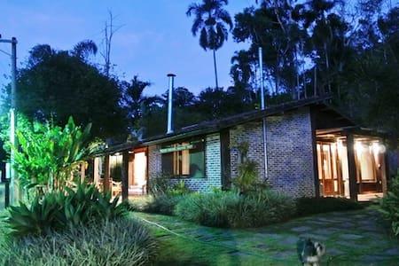 Casa na Zona Rural de Secretário/RJ - 佩特罗波利斯 - 独立屋