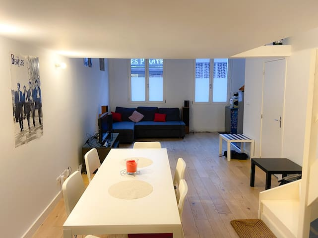 Appartement neuf Lille Centre 80m² - 3 Chambres
