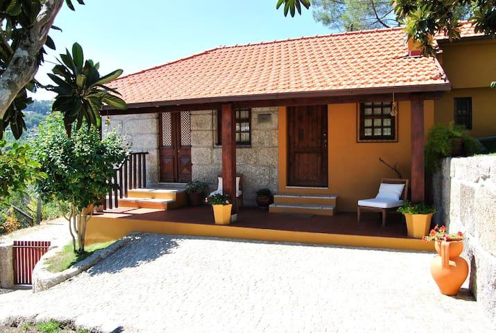 Tinos' House