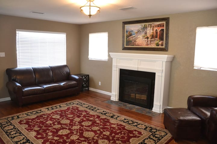 Beautifully remodeled home near Cahoon Park - Roswell - Hus