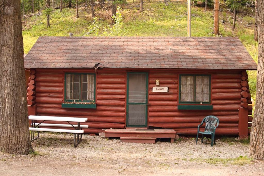 Lakota At Wickiup Cabins Cabins For Rent In Lead South