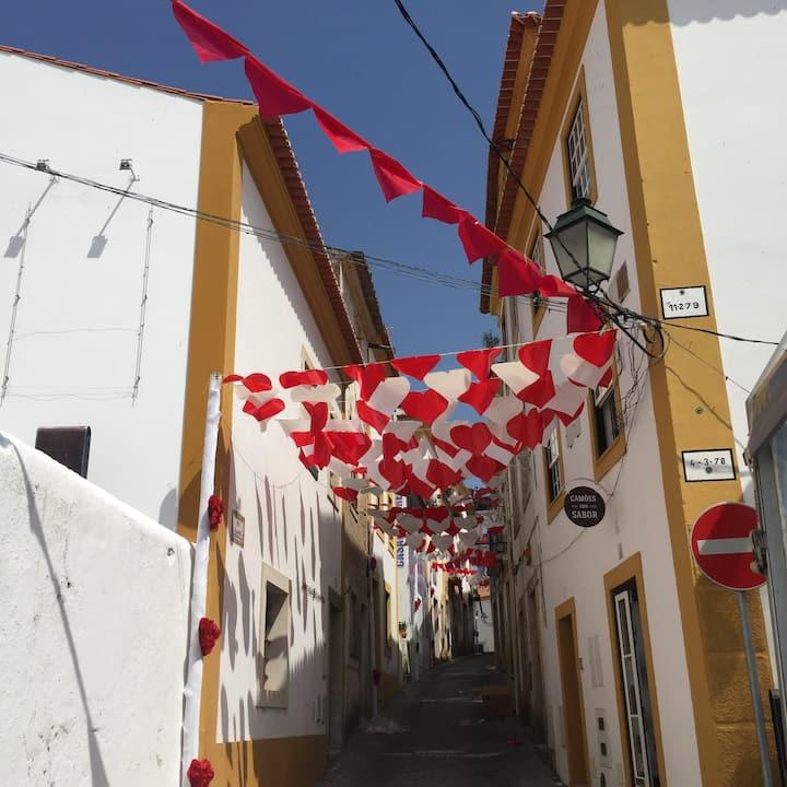 Casa de Constância, Vila Poema