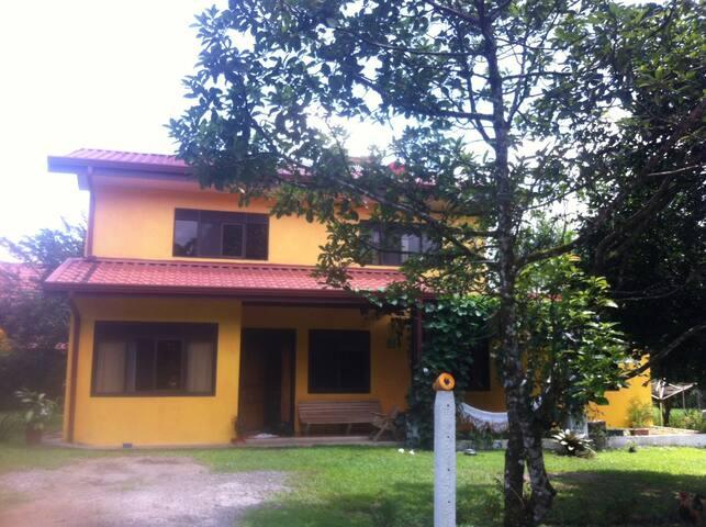 En La Fortuna, casa de campo La pérgola - La Fortuna - House