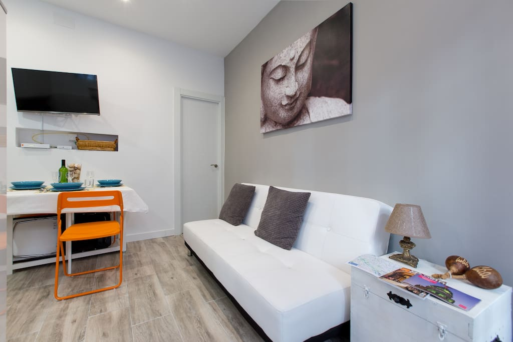 piso nuevo madrid centro rastro appartements louer