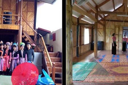 Hoa Ban Homestay Moc Chau Bigroom