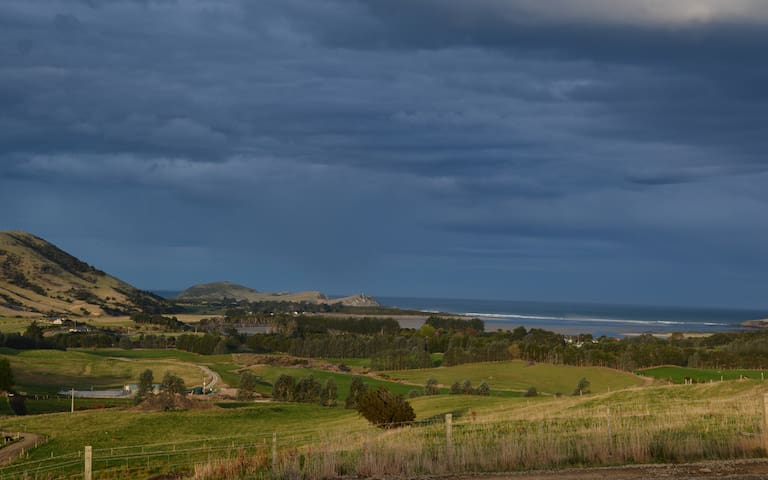Catlins Estuary View