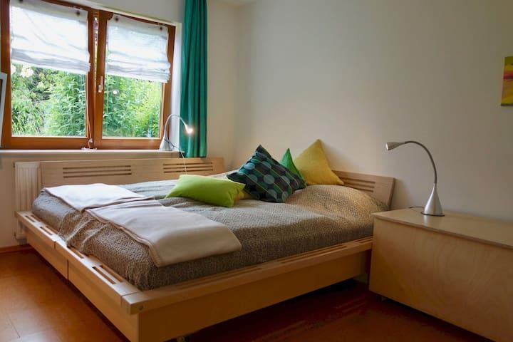 Bodenseenahe ruhige Ferienoase, (Uhldingen-Mühlhofen), Ferienwohnung Bodenseenahe ruhige Ferienoase, 30qm, 1 Schlafzimmer, max. 2 Personen