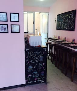 Hermosa casa para mujeres - Toluca