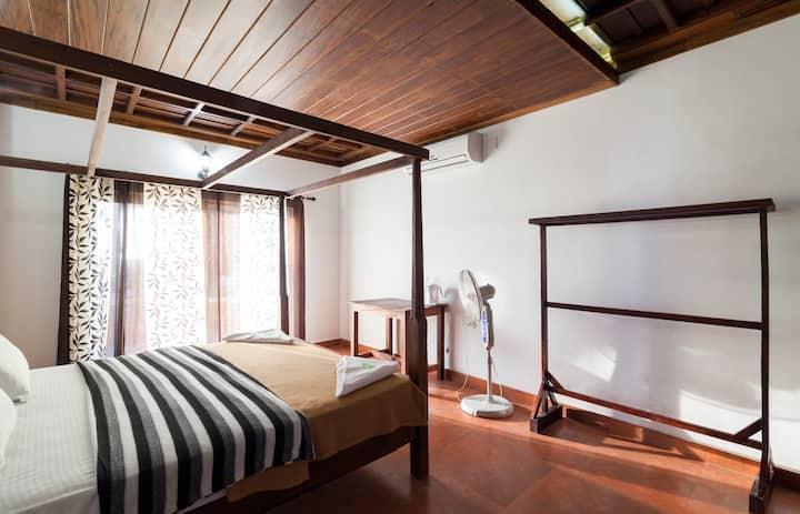 Samudra/Sea View/King Room/AC/Cherai Beach