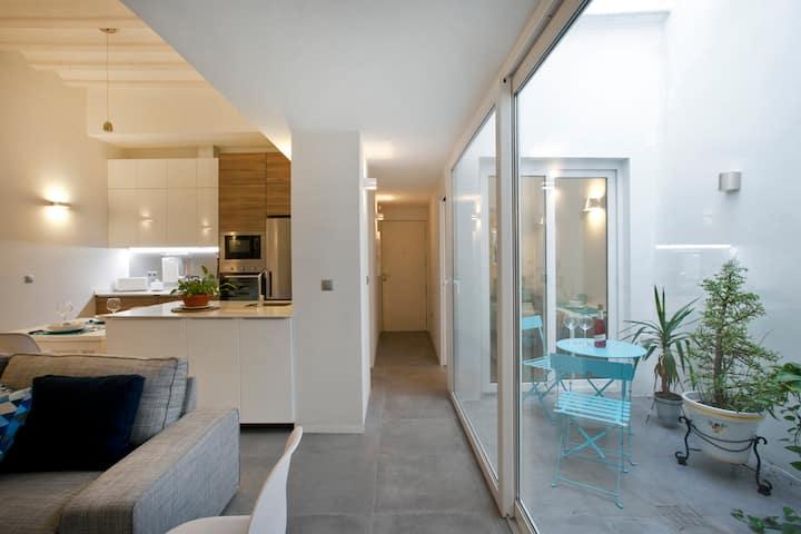 Beautiful apartment in the Alameda