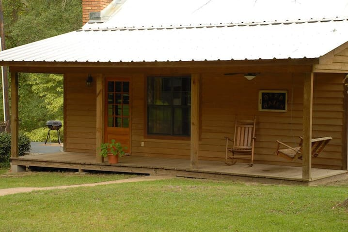 Private woodland cabin not far from town! - Nacogdoches - Cabin