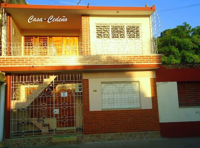 Casa Cedeño (Room 2) Confortable e independiente