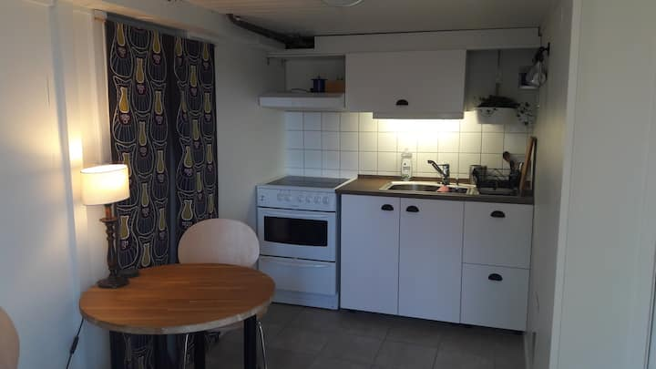 2-rooms apartment in Hamburgsund