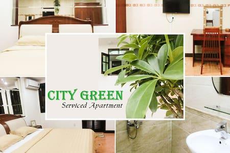 Room 202 @Citygreen - Quận 4 - Flat
