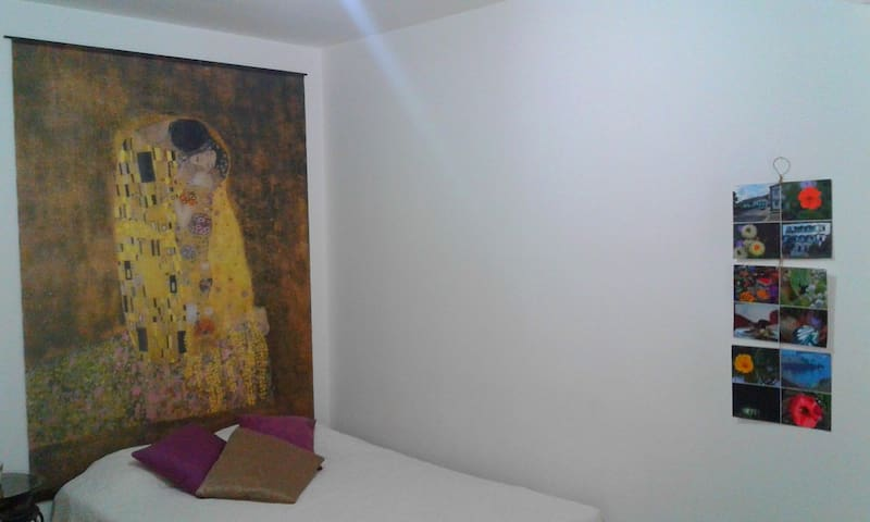 """Cretcheu"" Double Room. - Praia"