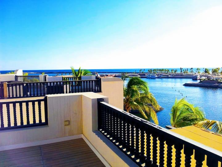 Maison Marine 140m2 with Sea view & 50 m2 terrace