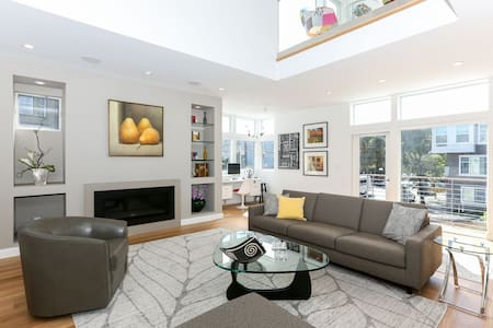 Beautiful San Francisco Home, perfectly  located