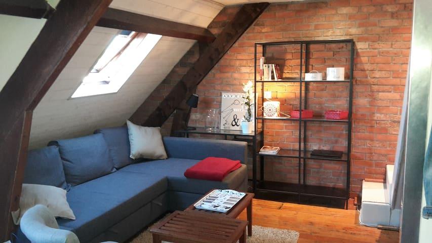 Appartement en duplex à Saint Servan. - Saint-Malo - Apartment