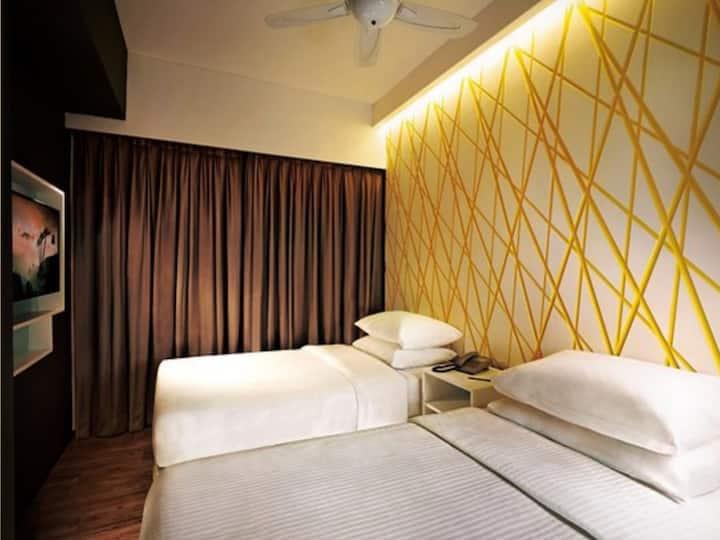 First World Standard Room - 第一酒店套房