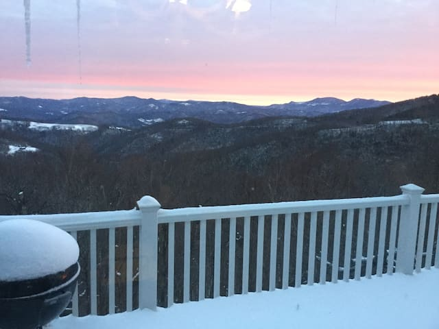 One of a kind views - Beech Mountain - Appartement