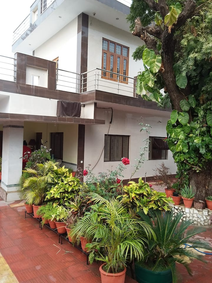 """Chirag House"" A Tranquil Bliss ."