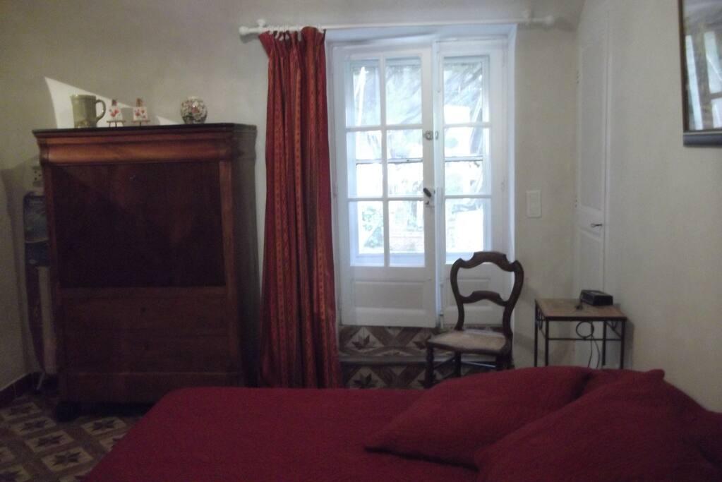 Chambre calme (lit 2 places)